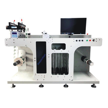 Custom printed full automatic label flexo printing machine with high performance