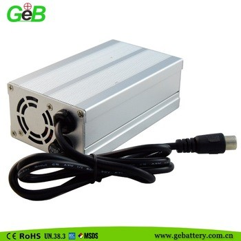 48v 2A aluminum battery charger 13S for electric bicycle scooter