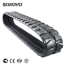 Rubber crawler S&B550 420x100x54 Rubber Track