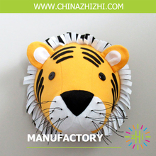 Tiger Head Home Decoration Animal Head Wall Hanging Made in China