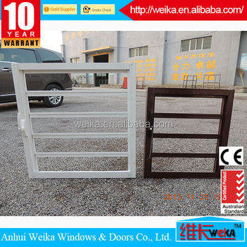 Made in china louver window frames