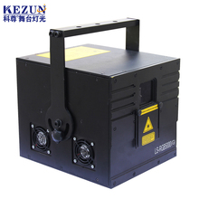Pro stage lighting ilda laser RGB animation laser light with sound control
