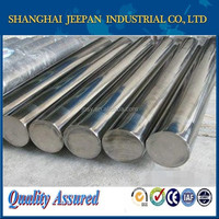 ansi stainless steel round bar 316l price list from JEEPAN