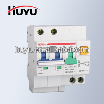 HUYU earth leakage circuit breaker