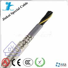 CU/XLPE/SWA/PVC coaxial cable