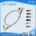 Rf cable RP SMA female connector waterproof with rf 1.13 cable assembly