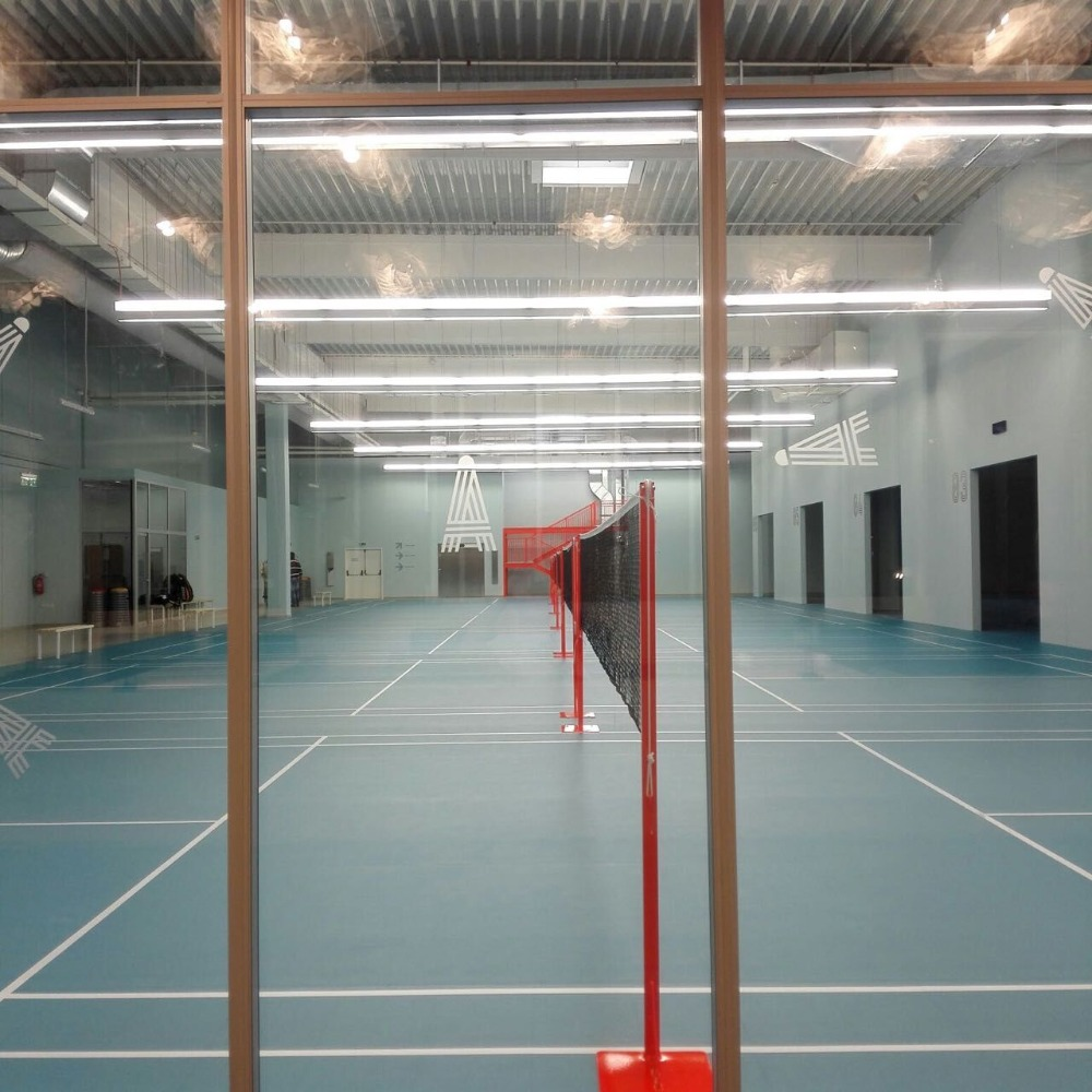 Pvc Sport Indoor Vinyl Floorings In Rolls