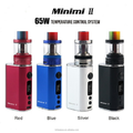 Feb 1400mAh Mini Custom Box Mod Enclosure 65W E Cigarette Box Mod Vapor for Sale Philippines