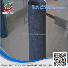 waterproofing material reinforced fiberglass tissue for bitumen