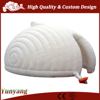 Giant inflatable dome tent for events, inflatable air dome tent for sale