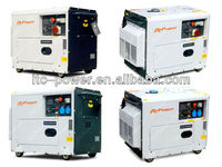 ITCPower DG6000SE 5kW portable green power generator single cylinder generator silent diesel genset