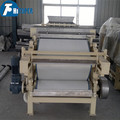 Belt press filter dehydrationg machine used for sludge drying,thickening filter for waste slurry