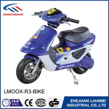 chain drive gasoline scooter hot sale cheap model pocket bike