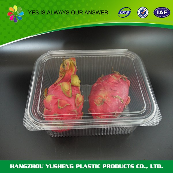 Vegetable container packaging, frozen food containers