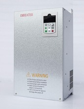 75kw frequency inverter connect with the star delta for compressor 55kw
