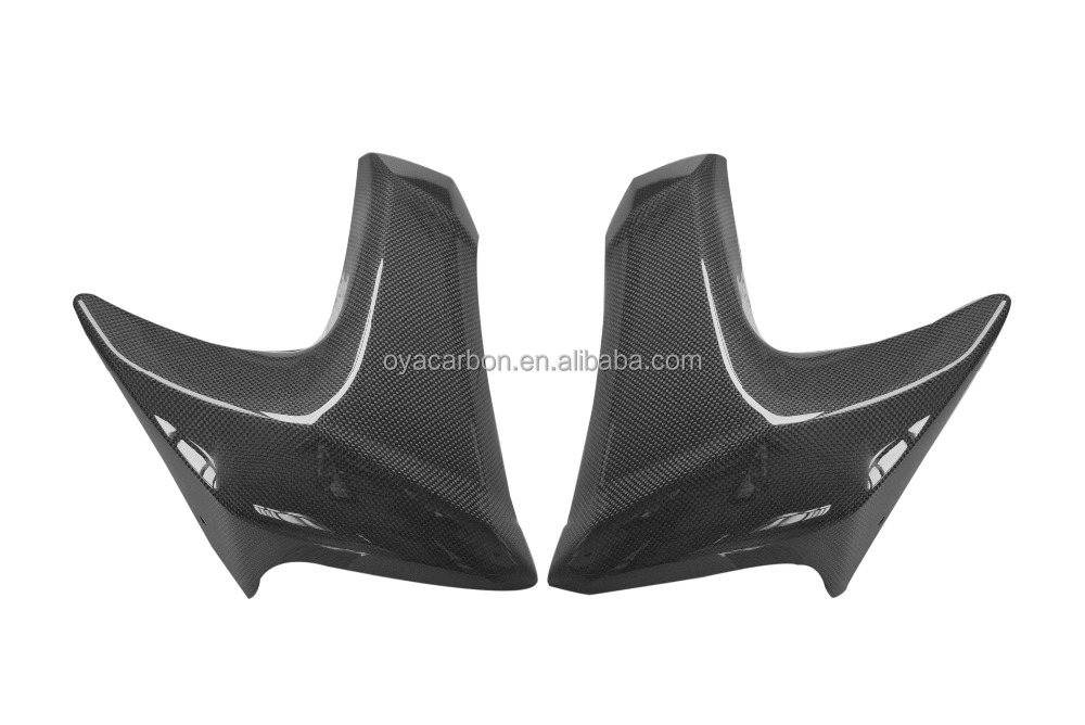 Carbon Fiber Side Fairing for Kawasaki ER-6N 2012-2014