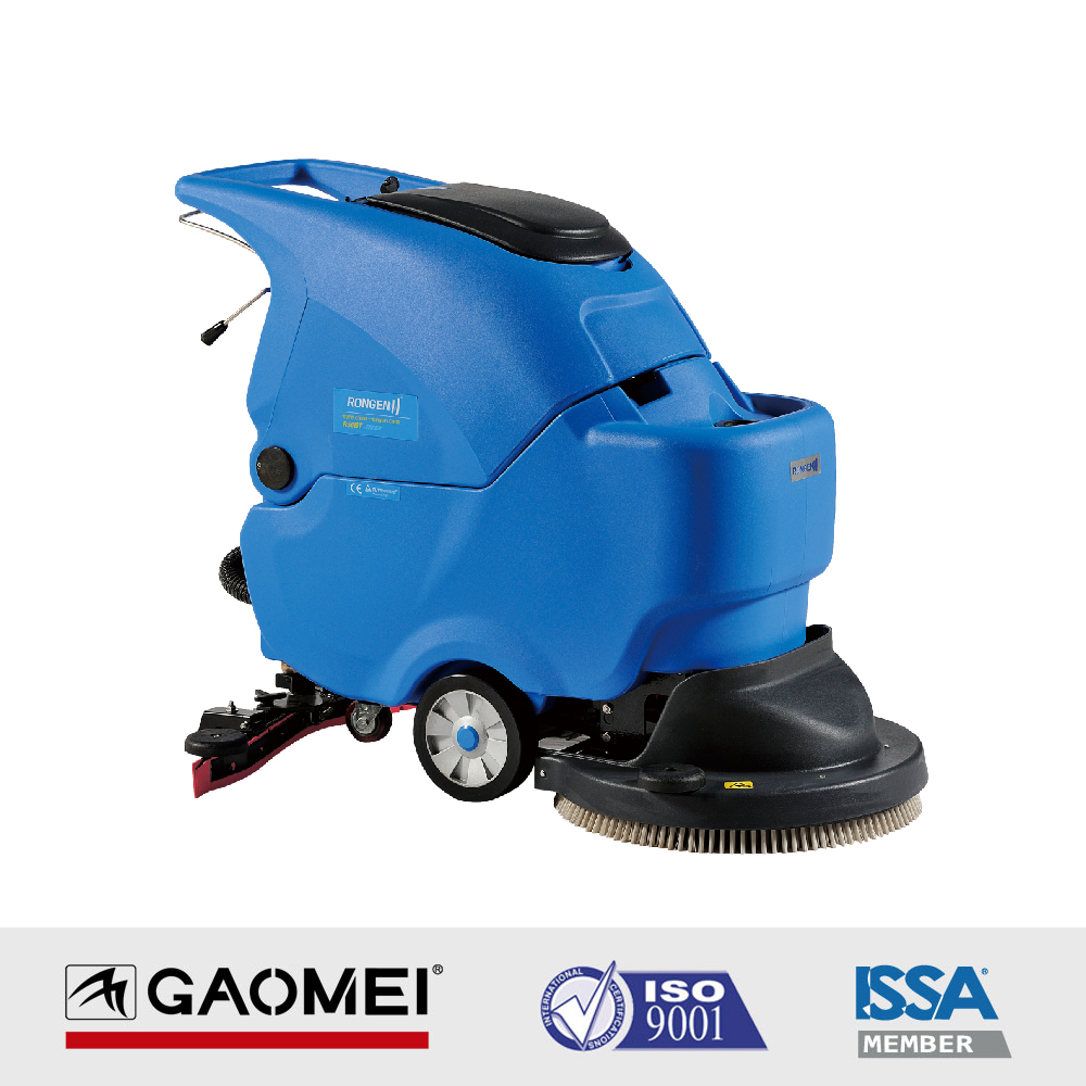 R50B Overseas Service Center Available After-sales Service Provided Scrubber Polisher Machine