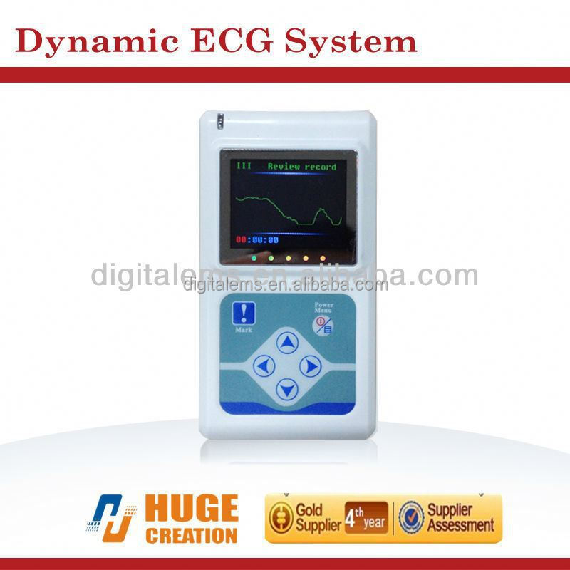 New 2015 products ecg portable monitor TLC5000