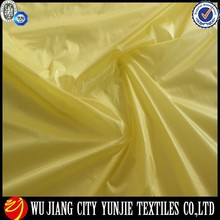 180T woven nylon fabric/waterproof nylon taffeta fabric/wholesale ripstop nylon fabric