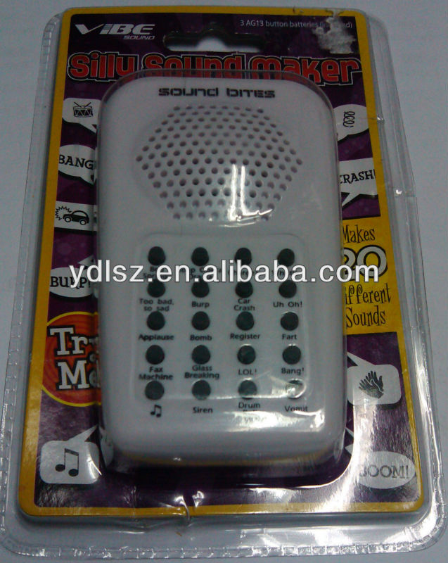 Annoying Sound Effects Machine for promotional gift