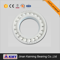 High quality skate bearing 608 hybrid steel ceramic bearing