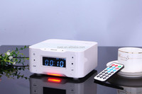 Bluetooth Wireless Speaker & Docking Station With Dual Alarm Settings For iPhone/iPod/Android Phones
