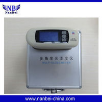 60 degree measuring angle gloss meter with 0.5s measuring time