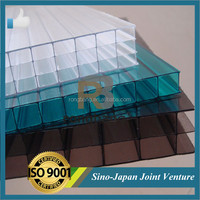 Polycarbonate Roofing Sheet for Greenhouse