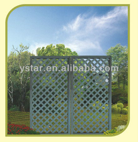 Cheap price WPC Garden Screen-15 years warranty