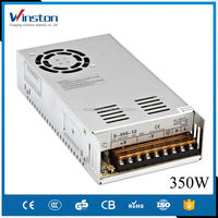 CE ROHS S-350-12 350w 12v 30a regulated power supply