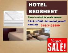 HOTEL BEDSHEET IN MALAYSIA