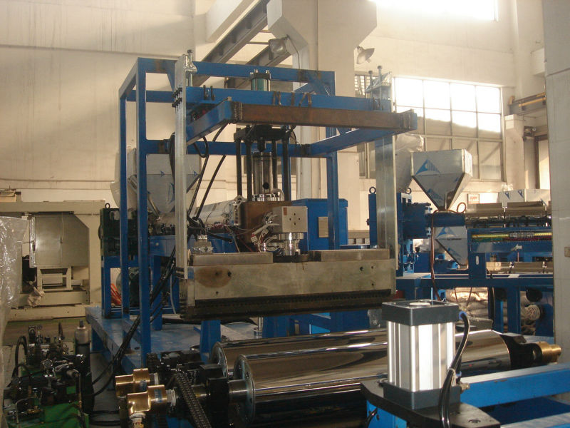 2014 NEW PP ribbon strap making machine