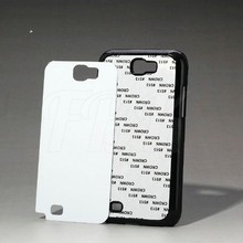 Heat Transfer Print Blank Sub 2D Sublimation Phone Case for Samsung Galaxy Note2