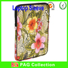 2016 New Design flower print Neoprene Laptop Sleeve