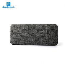 High Quality Mini Wireless Bluetooth Speaker Waterproof Silicone Sucker Hands Free RS600 Speakers For Android Devices PC