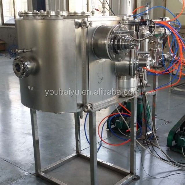 New Condition jewelry coating machine/ vacuum equipment for ring/ chain/crafts