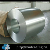 high strength with low price zinc coated steel coil