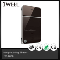 electric travel rechargeable men shaver machine