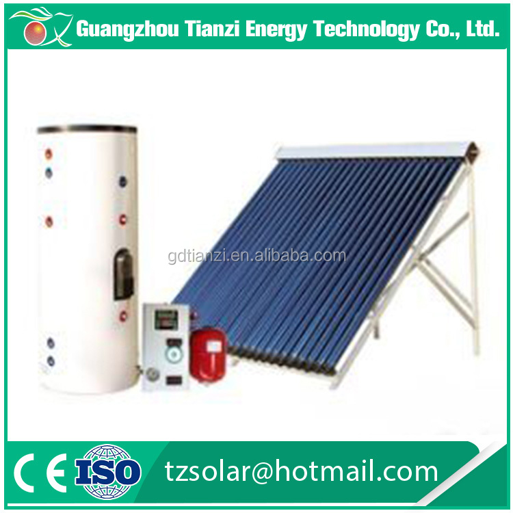 Solar Energy Water Pump Split Pressurized Solar Water Heater Price