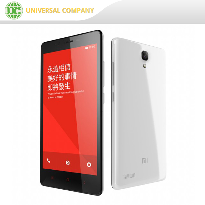 5.5 inch Cell Andriod Mobile Phone Xiaomi Note 2 From China 4G Smartphone