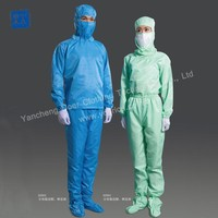 High-quality Reusable ESD Smock for Cleanroom