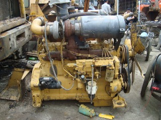 sell used caterpillar engine 3306