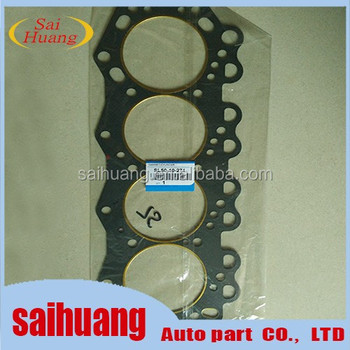 Auto Engine SL-T SL50-10-271 cylinder head gasket for Mazda T3500