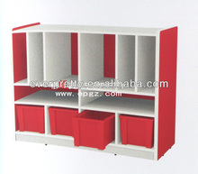 Children wood cabinets furniture sets ;cheap wood cabinets for children ;new design children furniture toy cabinets