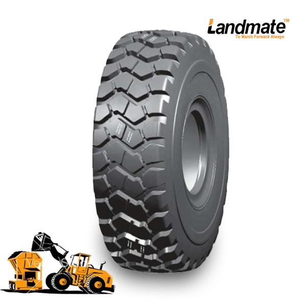 Top quality trustworthy ort tire17.5 25