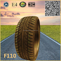 305 40 22 F110 UHP car tire from YONGSHENG tyre factory