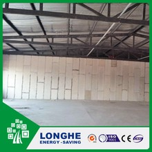 90mm high quality Sound Insulation Vermiculite Board by Longhe