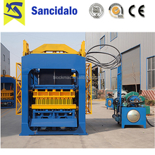 Factory Supplier QT6-15 concrete block machine in congo price With Stable Function