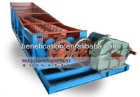 Well tech Log Tough Clay Ore Washer