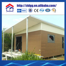 Professional design low cost preformed houses